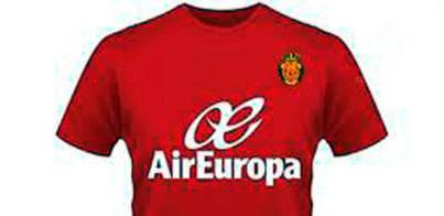 Air Europa patrocinará al Mallorca