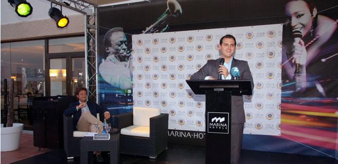 Campos alimenta la intriga sobre si liderará Ciutadans en Baleares