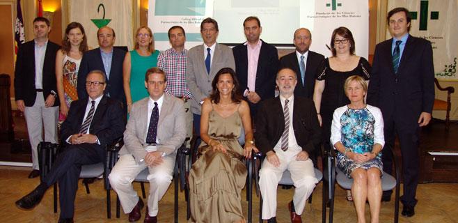 Antoni Real renueva como presidente de los farmacéuticos de Baleares
