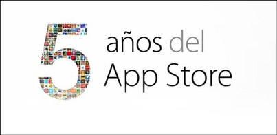 App Store cumple 5 años regalando aplicaciones