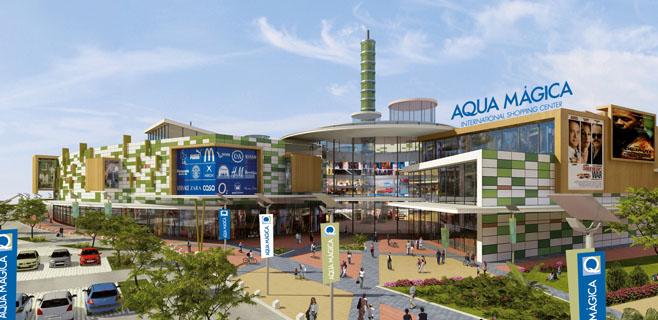 140 comercios interesados en instalarse en Palma Aqua Mágica