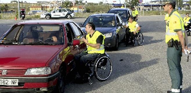 Campaña ASPAYM de sensibilización contra las imprudencias al volante