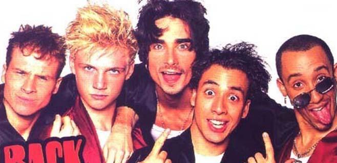 Los Backstreet Boys? vuelven a los escenarios