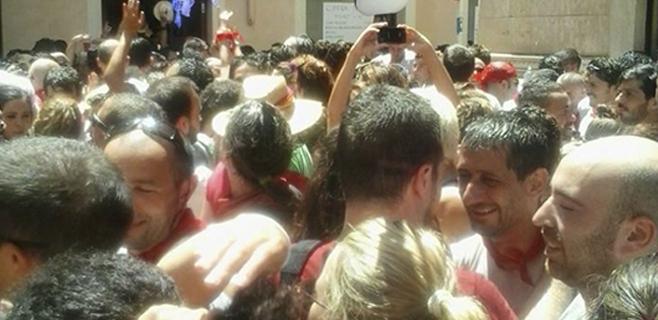 El Bar España la vuelve a liar por San Fermín