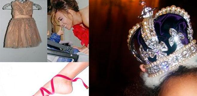 La hija de Beyoncé ya tiene su propia corona