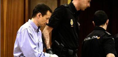 Bretón, condenado a 40 años de cárcel
