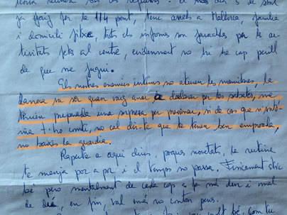 Vicens a Munar: 'Me siguen coaccionando y presionando'