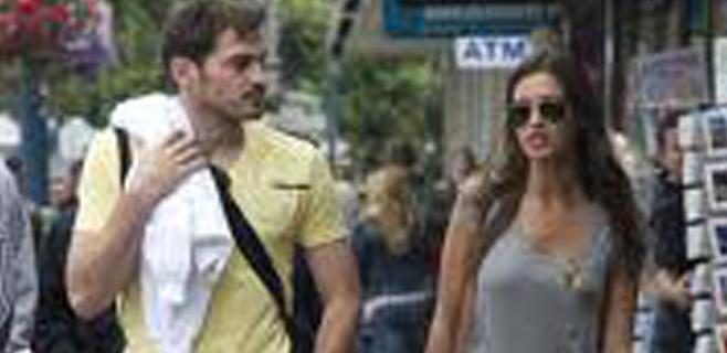 Iker Casillas y Sara Carbonero esperan su primer hijo