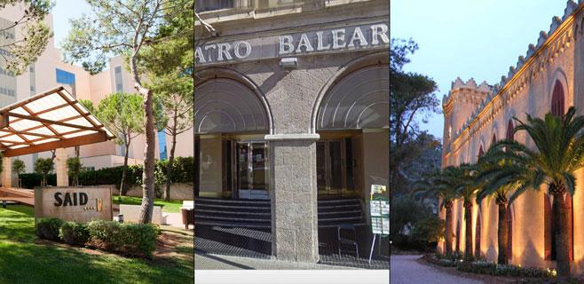Tres empresas optan a la segunda licencia de un casino en Mallorca