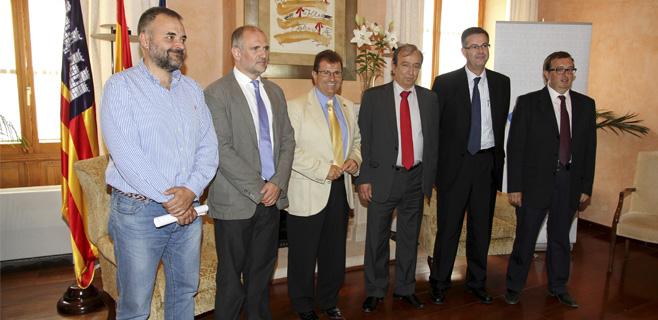 EndesaRed y la UIB siguen apoyando la Cátedra de innovación energética