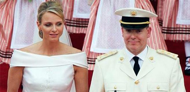 La Princesa Charlene desmiente que intentara fugarse de su boda