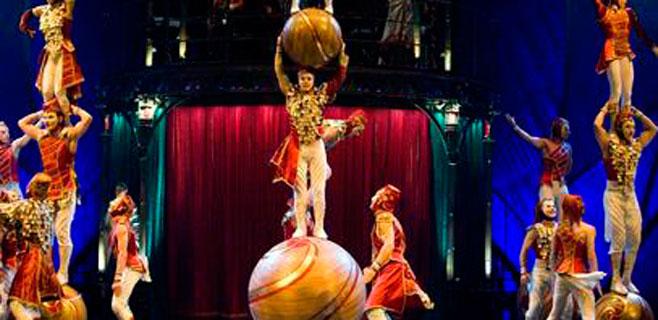 Muere una acróbata de Cirque du Soleil en un espectáculo
