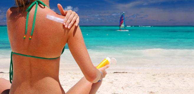 Las cremas solares, nocivas para el ecosistema marino