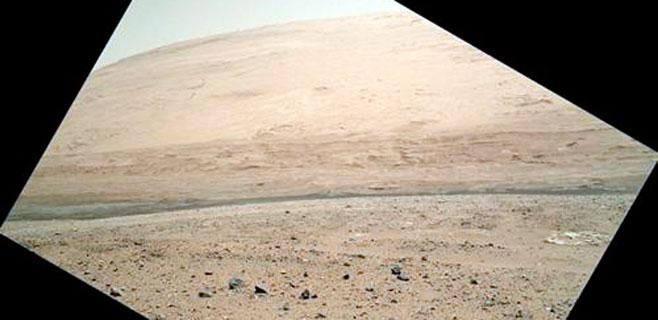 La caminata más larga del Curiosity