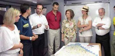 El Gobierno estudiará la declaración de zona catastrófica para Andratx