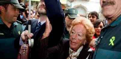 Archivada la causa contra la familia de Letizia Ortiz