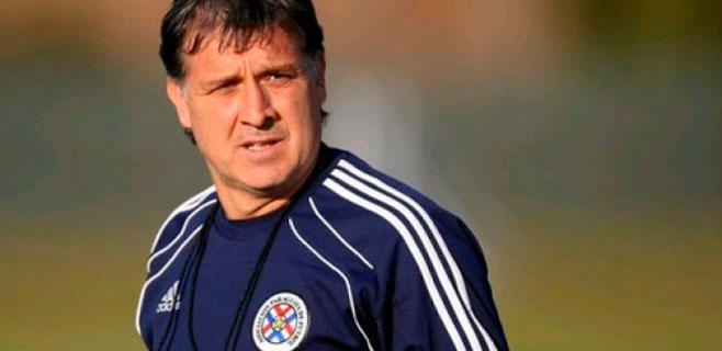 'Tata' Martino, nuevo entrenador del Barça