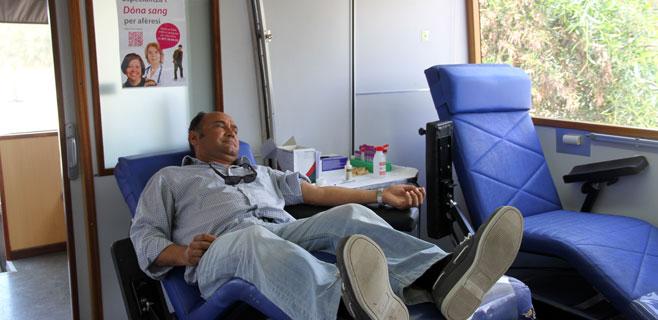 El personal de Endesa vuelve a donar sangre