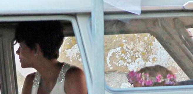 Boda secreta de Halle Berry y Olivier Martínez