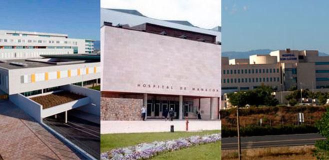 Los hospitales públicos de Baleares han operado un 8% más que en 2012