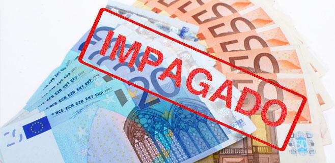 Los impagos en el comercio suben un 3,8% en Balears hasta los 2,3 millones