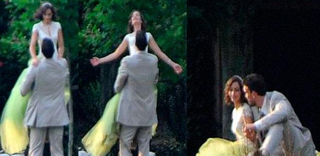 Marc Gasol se ha casado el 7 del 7 a las 7 de la tarde