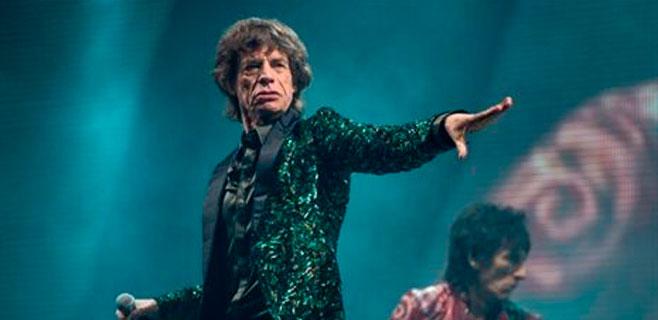 Jagger llega a los 70