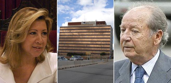 Nuñez espió a Munar para evitar la protección del edificio de GESA