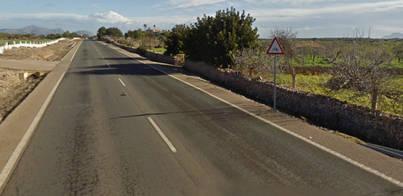 Seis heridos tras una colisión frontal en la carretera Muro-Can Picafort