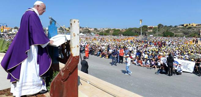 El Papa elimina la cadena perpetua en el Vaticano