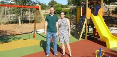 L'Alqueria Blanca estrena zonas para niños y para mayores