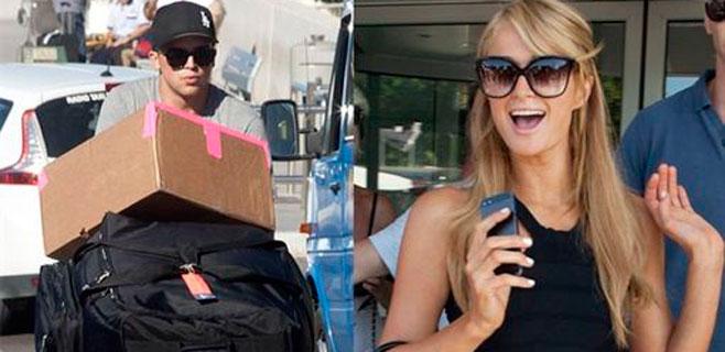Paris Hilton aterriza en Eivissa