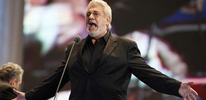 Plácido Domingo, ingresado por una embolia pulmonar