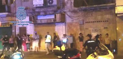 La Policía detiene a dos personas por inducir a la prostitución a una menor