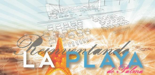 Proyecto para convertir la Playa de Palma en un gran 'Beach Club'