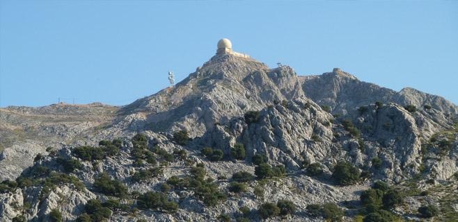 Localizado el hombre desaparecido en el Puig Major