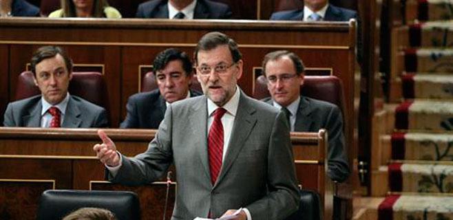 Rajoy comparecerá el día 1 a las 9