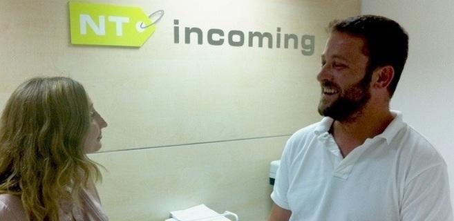 Tom Peeters, director comercial de Natalie Tours