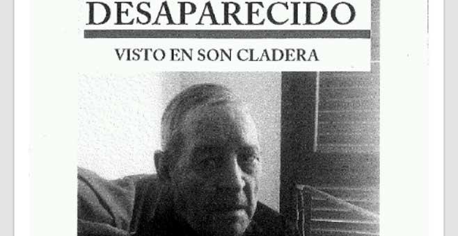 Encontrado sin vida al anciano desaparecido en Son Cladera