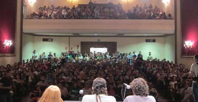 L´Assemblea Docents pide a los sindicatos firmeza ante Camps