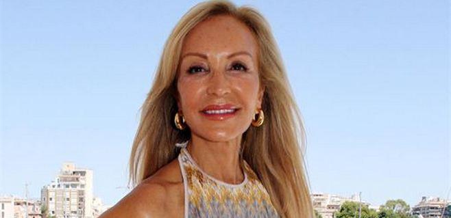 Carmen Lomana, loca por Mario Conde