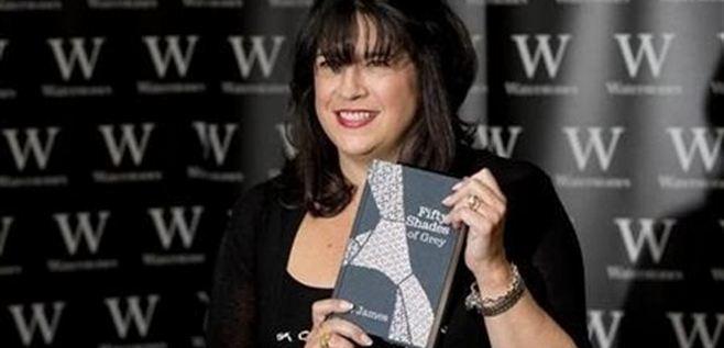 La autora de 'Cincuenta sombras de Grey' encabeza la lista Forbes