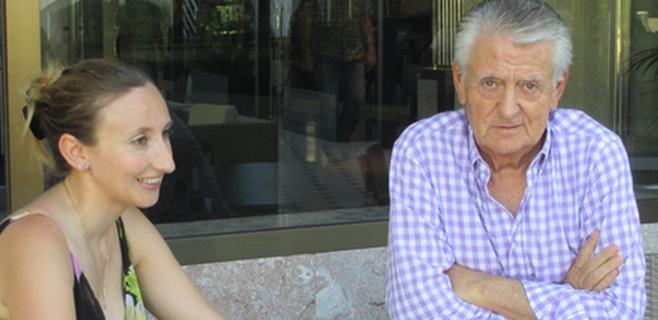 Francisco Marín, de los hoteleros de la Playa de Palma