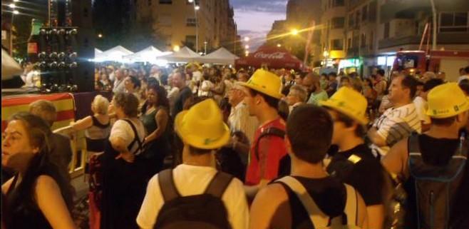'Des Güell a Lluc a peu' pierde gente a marchas forzadas