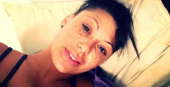 La actriz porno que reconoció tener SIDA