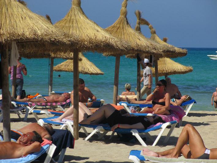 Mallorca repite como destino turístico preferido de alemanes y británicos