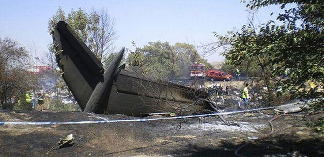 Se cumplen 5 años del accidente de Spanair