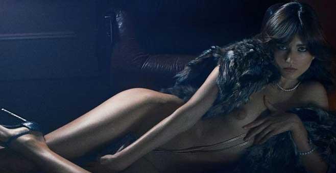 Las chicas de Victoria´s Secret posan desnudas
