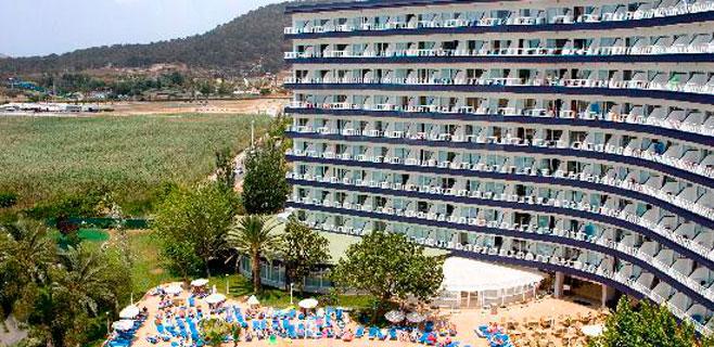 Un joven se mata al caer de la novena planta de un hotel de Magaluf