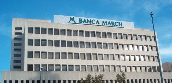 Banca March obtuvo 39 millones de beneficios
